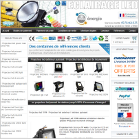 PROJECTEUR LED ECONOMIQUE